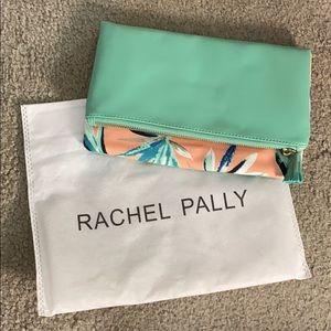 💕 Rachel pally reversible clutch nwot cute 💕